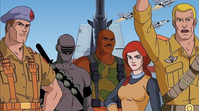 Hasbro and Wizards of the Coast's New Studio is Hiring for a G.I. Joe Game