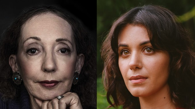 Exclusive Preview: <i>SongWriter</i>'s Season 3 Finale Features Joyce Carol Oates and Katie Melua