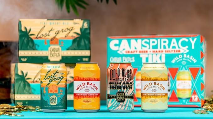 """Tasting: 2 New """"Tiki"""" Inspired Beers from Oskar Blues"""
