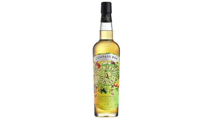 Compass Box Orchard House Blended Malt Scotch Whisky Review