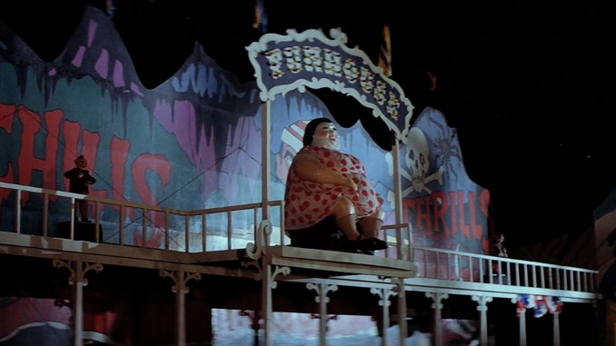 """ABCs of Horror 2: """"F"""" Is for <i>The Funhouse</i> (1981)"""