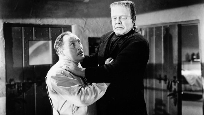 """ABCs of Horror 2: """"G"""" Is for <i>The Ghost of Frankenstein</i> (1942)"""