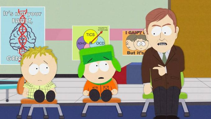 14 Years Ago <i>South Park</i> Understood Tourette Syndrome More Than Any Other Movie or TV Show