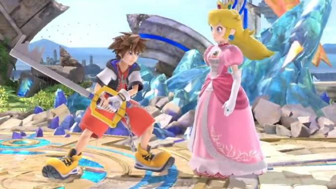Sora Is the Newest Challenger in <i>Super Smash Bros. Ultimate</i>