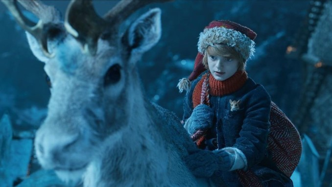 Witness Netflix's Bonkers Santa Claus Origin Story in First <i>A Boy Called Christmas</i> Trailer