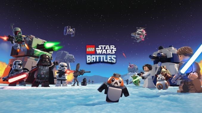 Should We Expect More from <i>LEGO Star Wars Battles</i>?
