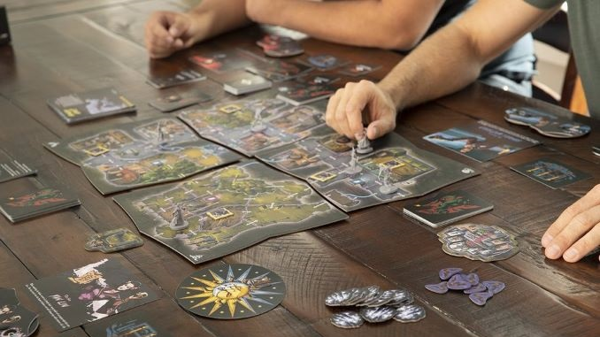 Horror Board Game <i>Deranged</i> Is Just a Little Too Familiar