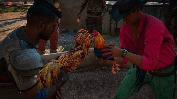 You Can Criticize the Cockfighting in <i>Far Cry 6</i> Without Being Racist