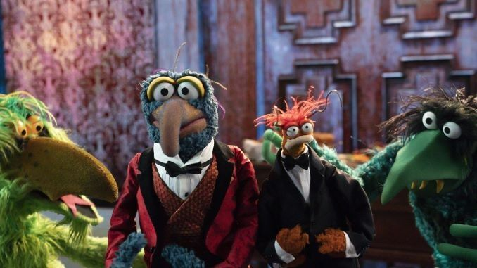 <i>Muppets Haunted Mansion</i> Is a Halloween Treat for Fans of the Muppets and Disney Parks