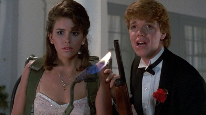 """ABCs of Horror 2: """"N"""" Is for <i>Night of the Creeps</i> (1986)"""