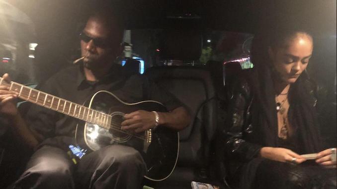 "Dean Blunt Shares ""Urban Hymns"" Video"