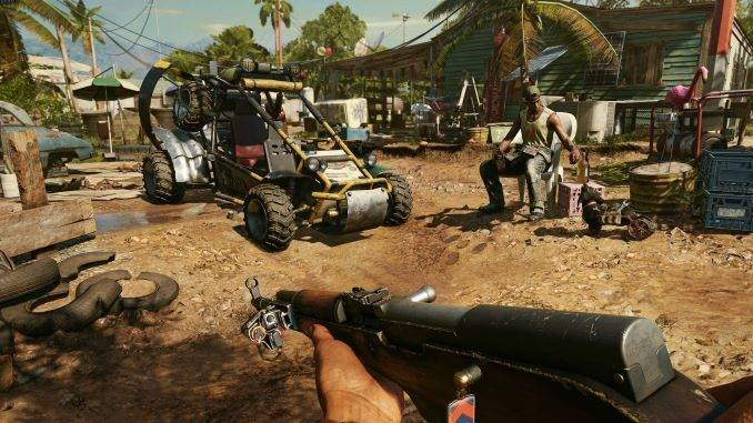 The Exhausting Cynicism of <i>Far Cry 6</i>