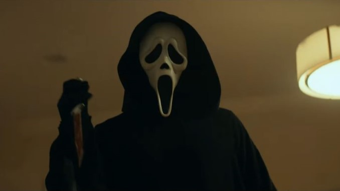 Ghostface Returns in First Trailer for Knife-Wielding <i>Scream</i> Sequel