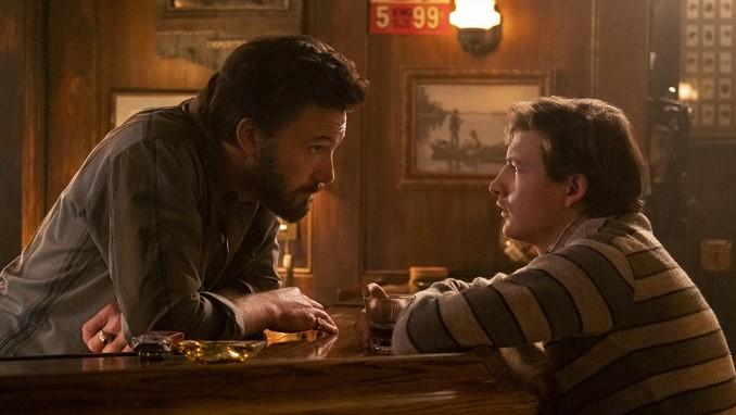 Ben Affleck Slings Drinks in First Trailer for George Clooney's Fuzzy Family Drama <i>The Tender Bar</i>