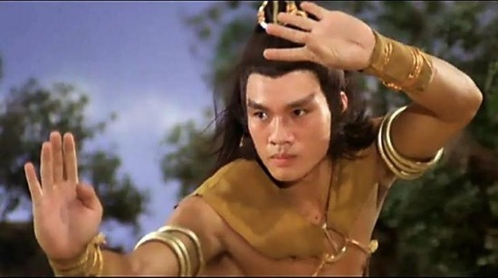 Kung Fu Warrior With Kid Movie