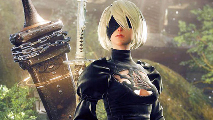 Nier: Automata's Past Tells The Story of Our Apocalyptic Future
