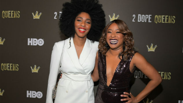 Somebody Call Bono: <i>2 Dope Queens</i> Renewed for Four New HBO Specials