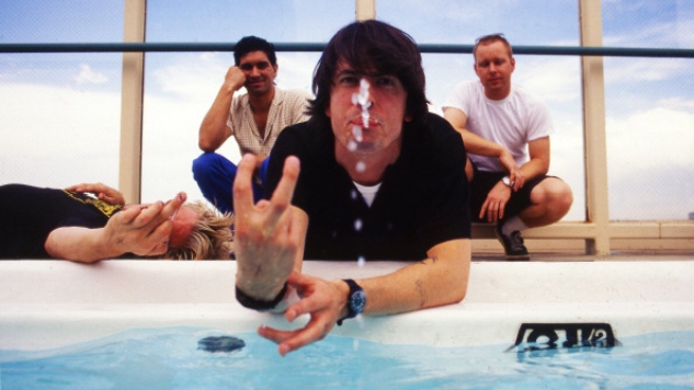 Foo Fighters Announce Nostalgic Van Tour in Celebration of 25 Years Together