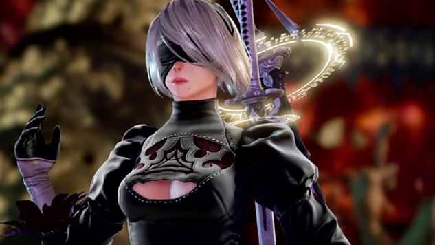 <i>Nier: Automata</i>'s 2B Is the Next Guest Character in <i>Soulcalibur VI</i>