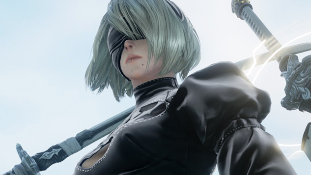 <i>Nier: Automata</i>'s 2B Fights Her Way to <i>Soulcalibur VI</i> Next Week