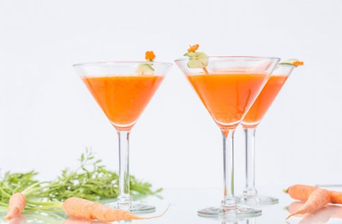 carrotini cocktail