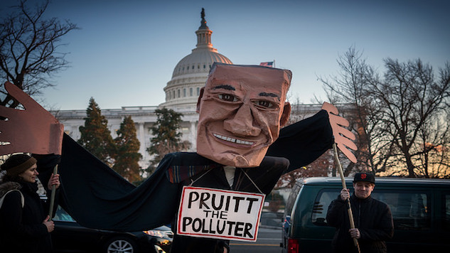 Dissecting Trump: What Scott Pruitt Means For The EPA