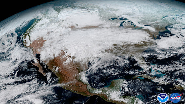 Clearer Images and Weather Forecasts for Planet Earth