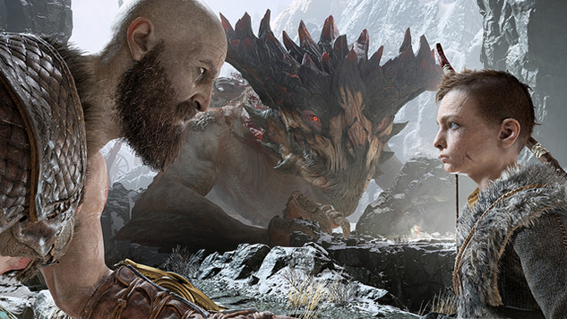Sony Announces <i>God of War</i>'s April Release Date, Shares New Story Trailer