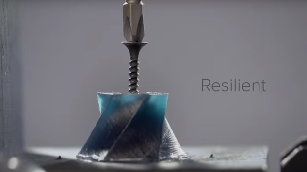 New 3D Printer Resin Is Strong Enough to Make Chains, Cogs