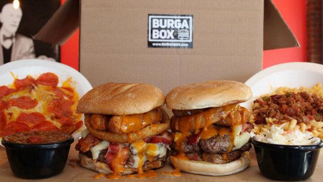BurgaBox Releases Obscene 420 Burger