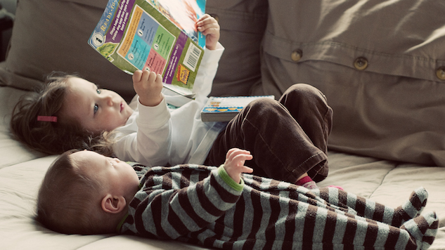 Study: First-Born Children Are More Intelligent