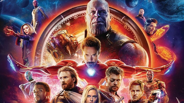 4K to the Future: The Avengers Finally Assemble in 4K