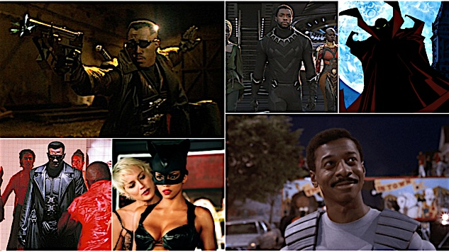 The 5 Best and 5 Worst Black Superhero Movies