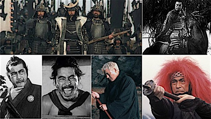 samurai movies in english