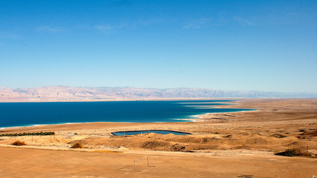 Climate Change Could Spell Disaster For The Dead Sea