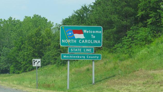 So Part of South Carolina's About to Turn into North Carolina