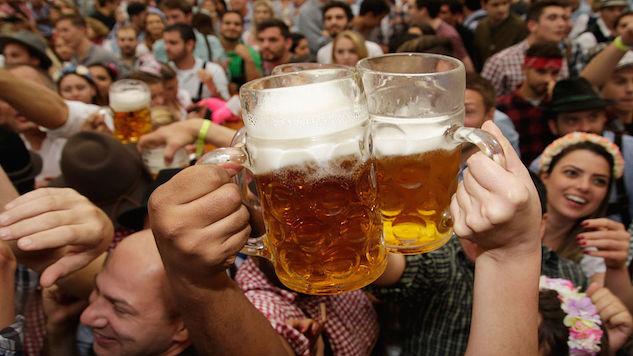 Oktoberfest 2016 Brings in £1.18 Billion in Tourism for Munich