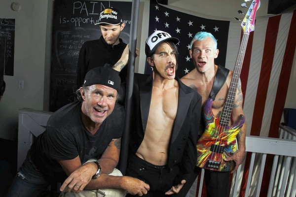 Red Hot Chili Peppers Postpone Tour Due to Injury