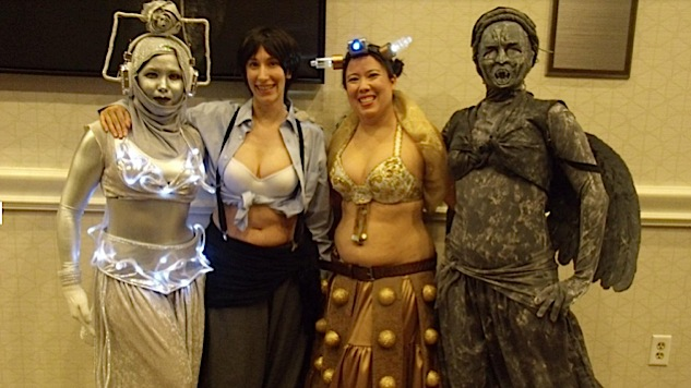 7 Starter Cons for Geek Convention Newbies