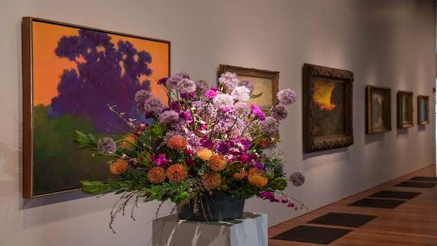 Blooming Art at San Francisco's de Young Museum