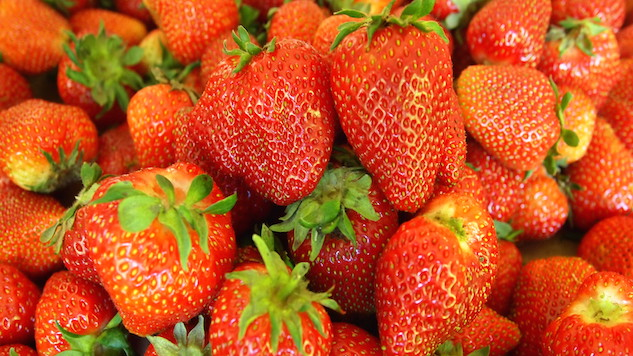 Scared of Pesticides? Watch Out for Strawberries