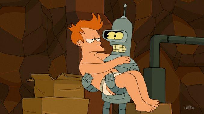 "<em>Futurama</em>: ""The Inhuman Torch"" (Episode 7.18)"