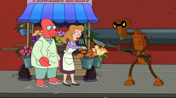 """<em>Futurama</em> Review: """"Stench and Stenchibility"""" (Episode 7.25)"""