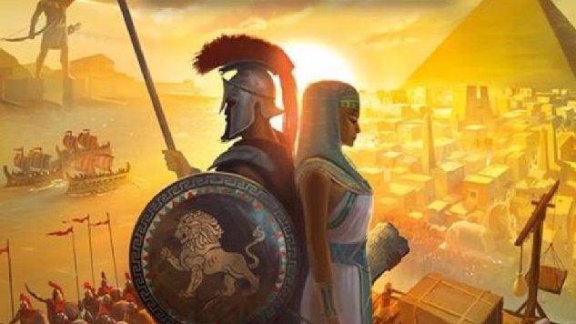 7 Wonders Duel Boardgame :: Games :: Reviews :: Paste image