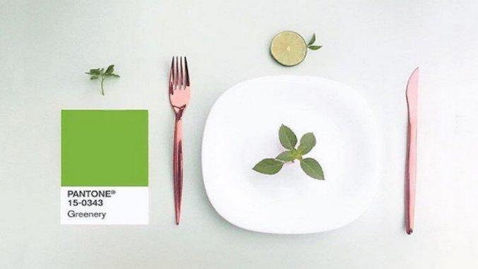 December Instagallery: Food as Greenery