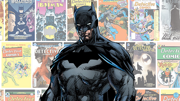 7767ad625253 DC to Celebrate 80 Years of Batman with Two Anniversary Books ...