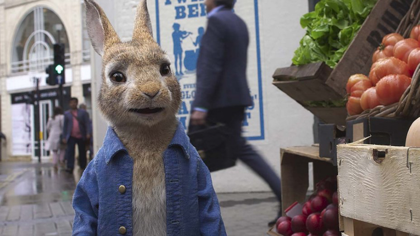 <i>Peter Rabbit 2: The Runaway</i> Release Pushed Back Due to Coronavirus Concerns