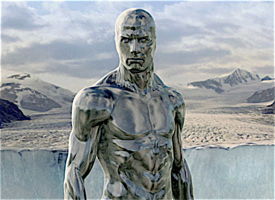 Quatre Fantastiques: Rise of the Silver Surfer (2007)