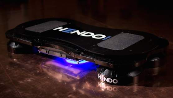 Real Hoverboard Available On Kickstarter for $10,000