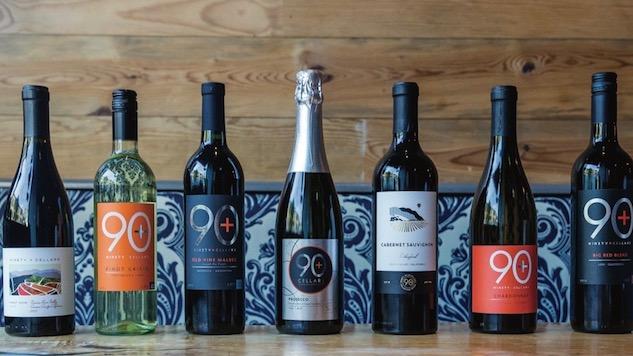 90+ Cellars Makes Good Wine Affordable
